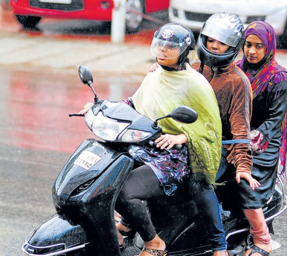 Rains to deluge B'lore this week; may make up for shortfall of 2012