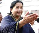 Jayaalithaa resents 10-minute limit, skips CMs' meet