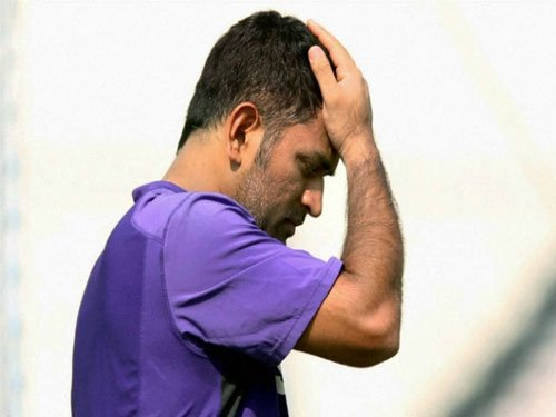 Dhoni draws flak over stakes in company