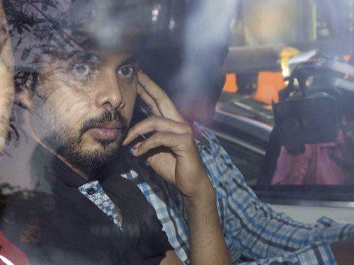 Sreesanth in judicial custody till June 18, MCOCA invoked