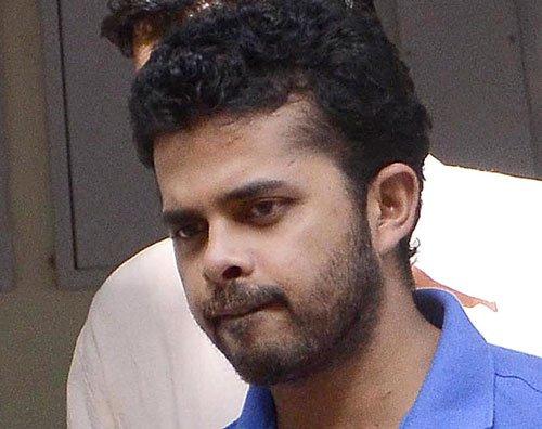 Tough law slapped on Sreesanth