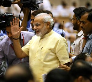 NCTC a poorly conceived idea: Modi