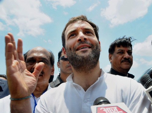 Rahul Gandhi served legal notice by AGP youth wing