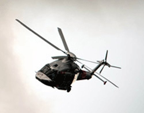 India made a party in chopper scam trial