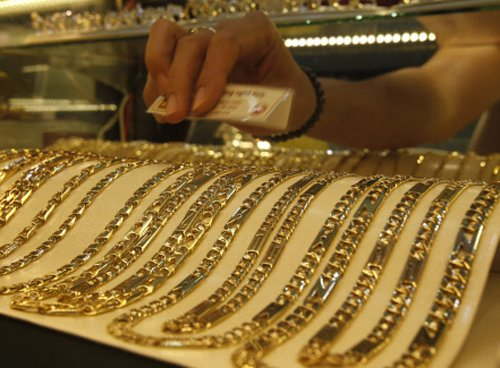 Import duty on gold, platinum hiked to 8%