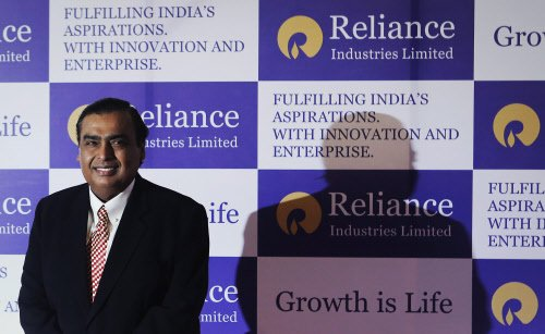 RIL to invest  Rs 1.5 lakh cr in next 3 years