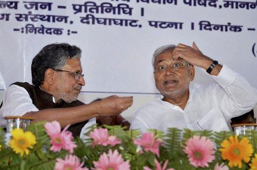 Maharajganj result does not reflect public mood: Sushil Modi