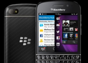 BlackBerry Q10 launched at Rs 44,990