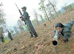 Security forces to target top Naxal leaders