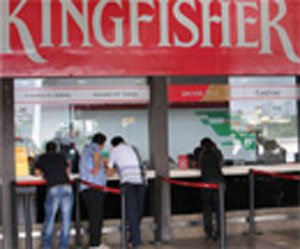 Kingfisher employees launch hunger strike