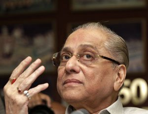 Spot fixing panel now a two-member body: Dalmiya
