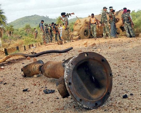 Maoist-hit States to chase and eliminate top leaders