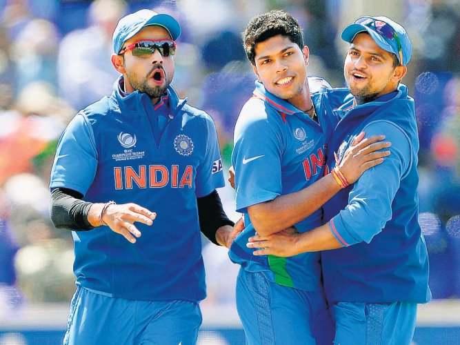 Dhawan's ton powers India to facile victory