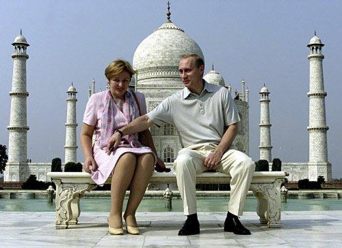 President Putin, wife announce divorce