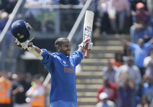It was quite a job adjusting to conditions: Dhawan