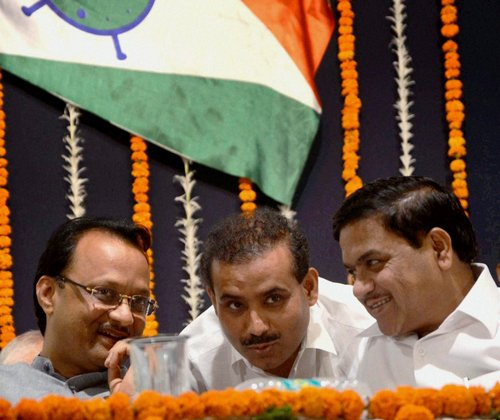 NCP ministers resign before cabinet reshuffle