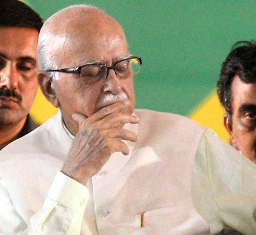 Advani skips BJP Goa meet