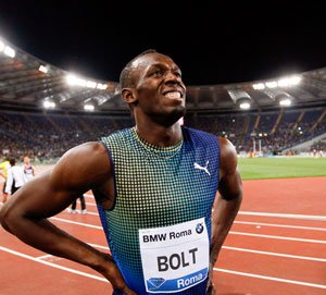 Usain Bolt's father robbed