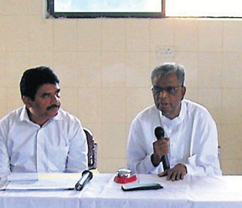 'Sasyakashi' to come up  in Nanjangud: Minister