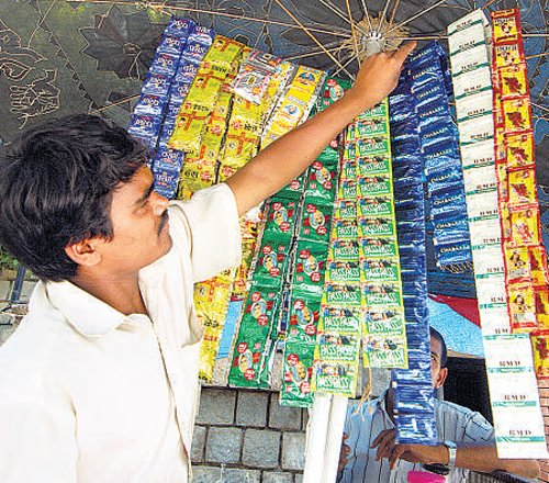 Shortage of food inspectors hits gutka ban implementation