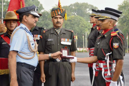 IAF chief calls for synergy of forces