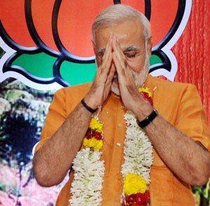Modi's elevation strengthens his political legitimacy