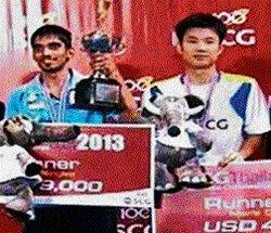 Srikanth seals maiden title