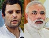 Stage set for Rahul vs Modi contest in 2014