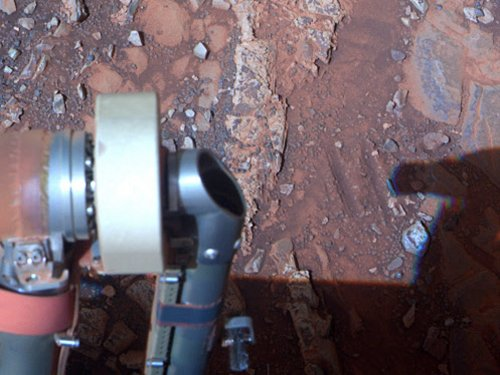 Opportunity finds more hints of Mars habitability