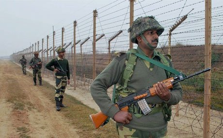 Yet another ceasefire violation by Pak troops