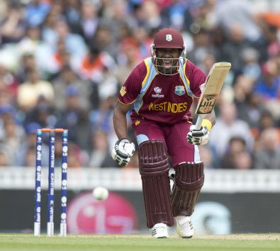 Sammy lifts WI to 233/9 after Jadeja's career-best show