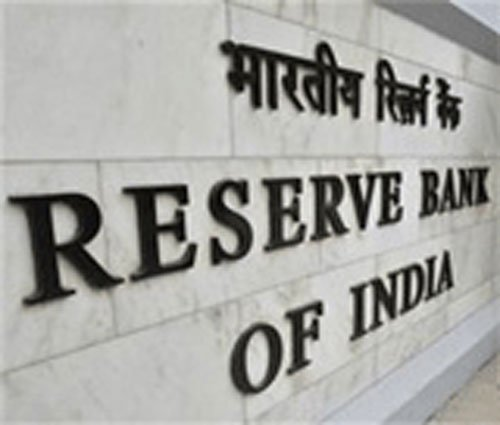 Re recovers on apparent RBI intervention