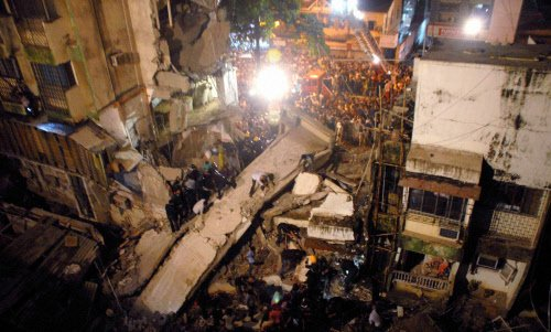 Mahim building collapse: Death toll rises to 10