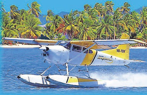 Seaplane project to connect Kasargod