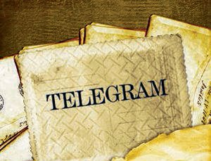 Internet era relegates telegram to history