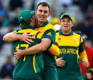 SAfrica, West Indies fight it out for semifinal berth
