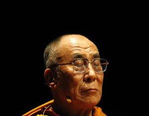 My successor may be woman: the Dalai Lama