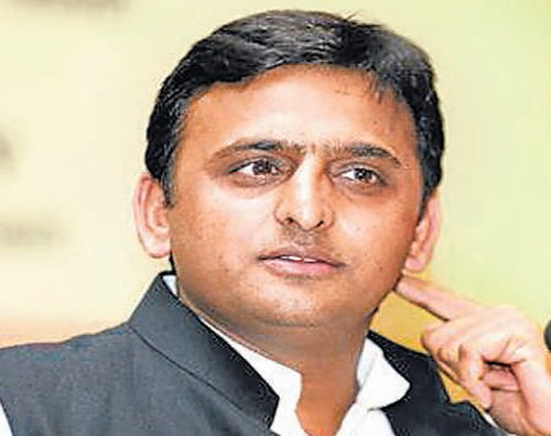 SP aims at strengthening base in State, says Akhilesh