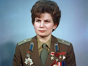 Fifty years ago, Tereshkova became first woman in space