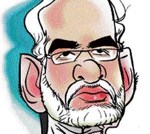 Modi at helm, BJP signals return to 'Hindutva'