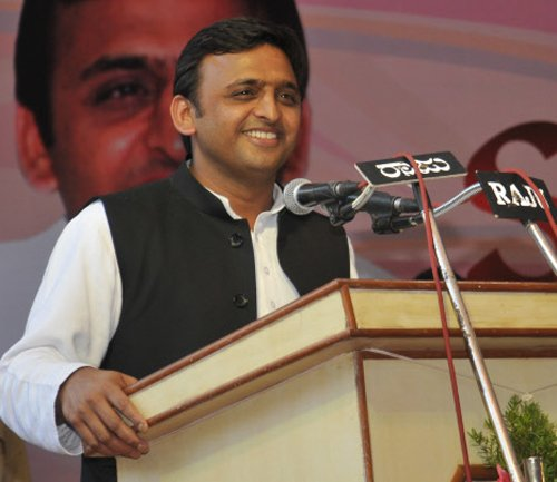 Third front option is always there:Akhilesh