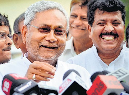 After 18 yrs, JD-U, BJP on separation course