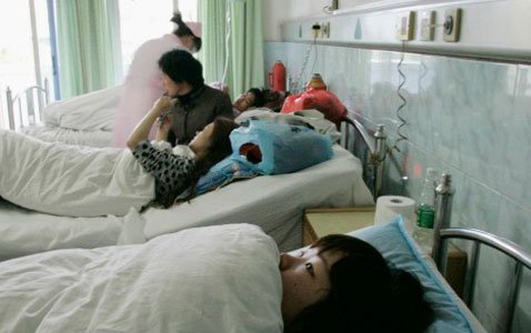 Number of school students hospitalised in China rises to 386