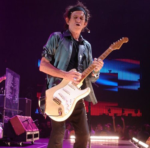Drugs enabled me to churn out smash hits: Keith Richards
