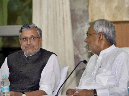 BJP slams JD(U) for betrayal, announces Bihar bandh on Tuesday