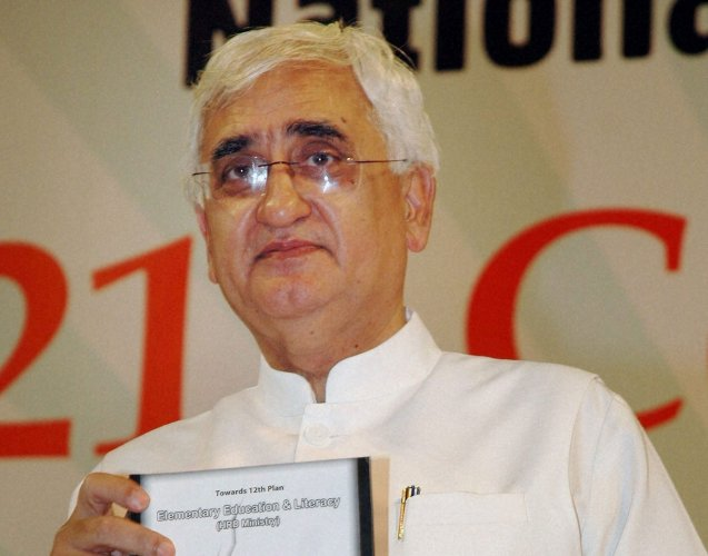 Khurshid to visit Iraq; oil import likely to be top on agenda