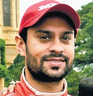 Super Gaurav wins second leg in style