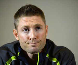 Clarke keen to play against SL