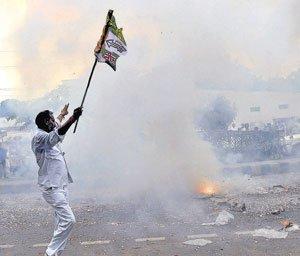 Caste equations compel Nitish to quit alliance