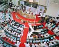 AP Assembly: 22 MLAs suspended for disrupting proceedings